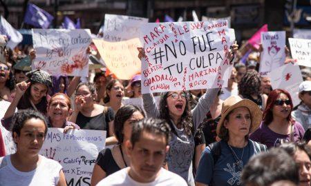 manifestacion mexico