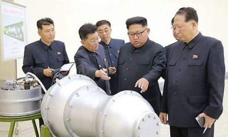 north korea kim jong un lab visit