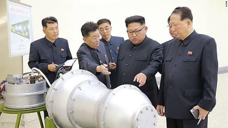 Corea del Norte advierte que hay que tomar 'literalmente' la amenaza de bomba de hidrógeno