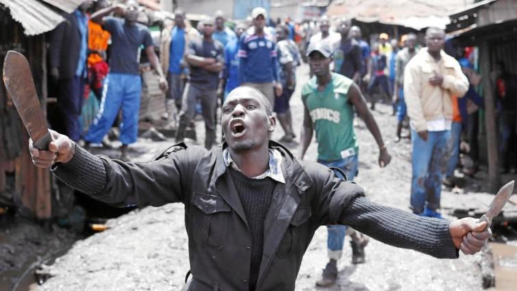 La violencia sacude la reedición de las presidenciales en Kenia