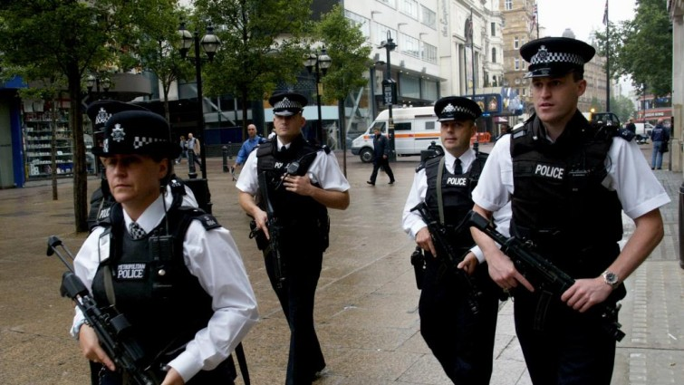 policia de londres