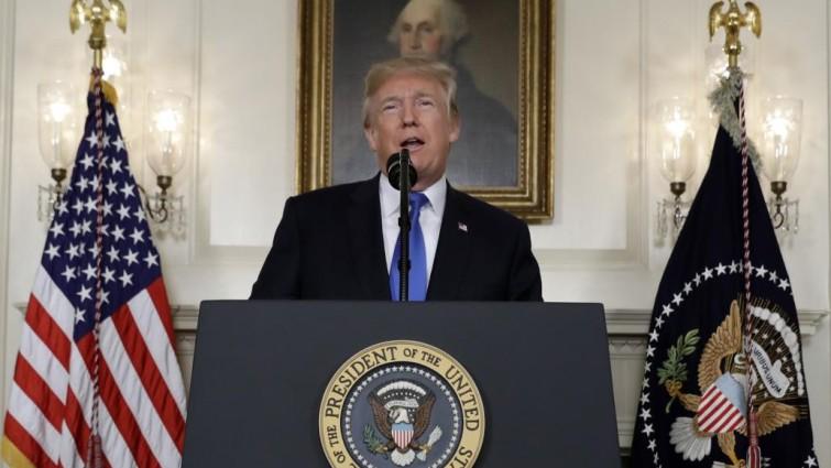 Trump asegura que cancelará el acuerdo con Irán si no logra cambiarlo