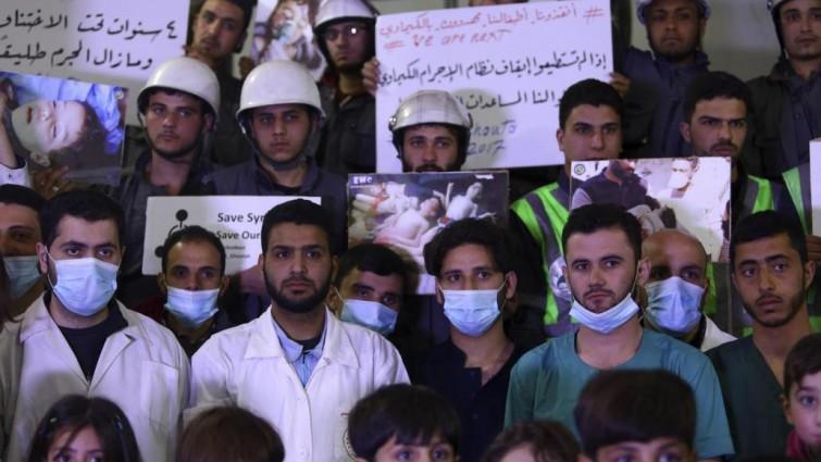 La ONU acusa a Siria del ataque químico en Jan Shijún