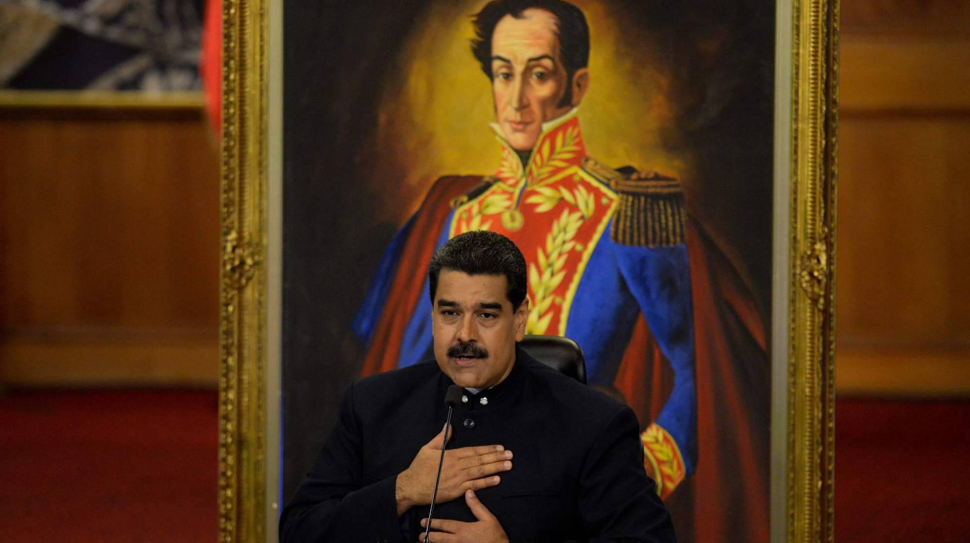 EE UU sanciona a 10 altos cargos del chavismo por irregularidades en las elecciones regionales de Venezuela