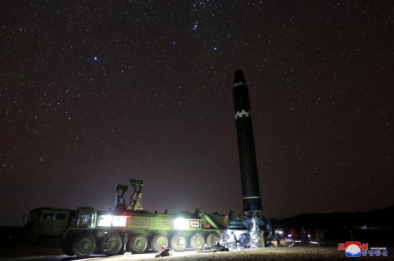 1 misil corea del norte
