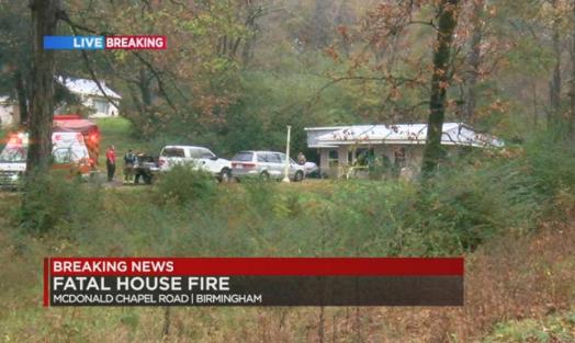 Fuego mortal en McDonald Chapel bajo investigación