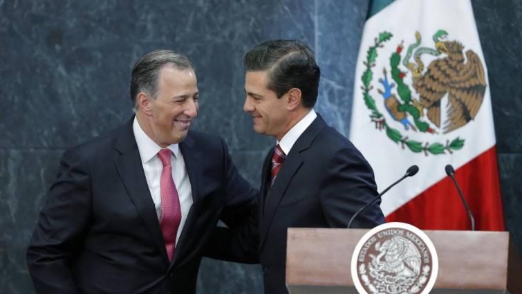 Meade confirma que buscará la candidatura del PRI para las presidenciales de México