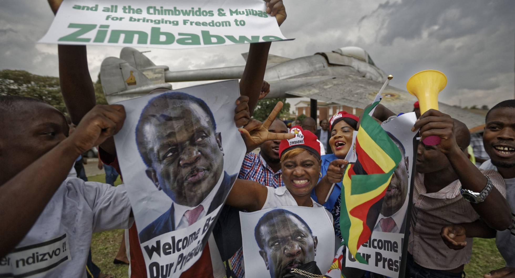 Nace una nueva era en Zimbabue