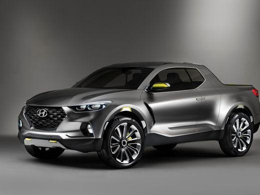 Hyundai piensa fabricar la nueva pick up Santa Cruz en Alabama