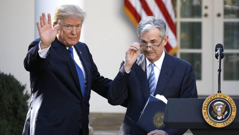 Jerome Powell será el presidente de la Reserva Federal, el banco central más poderoso del mundo