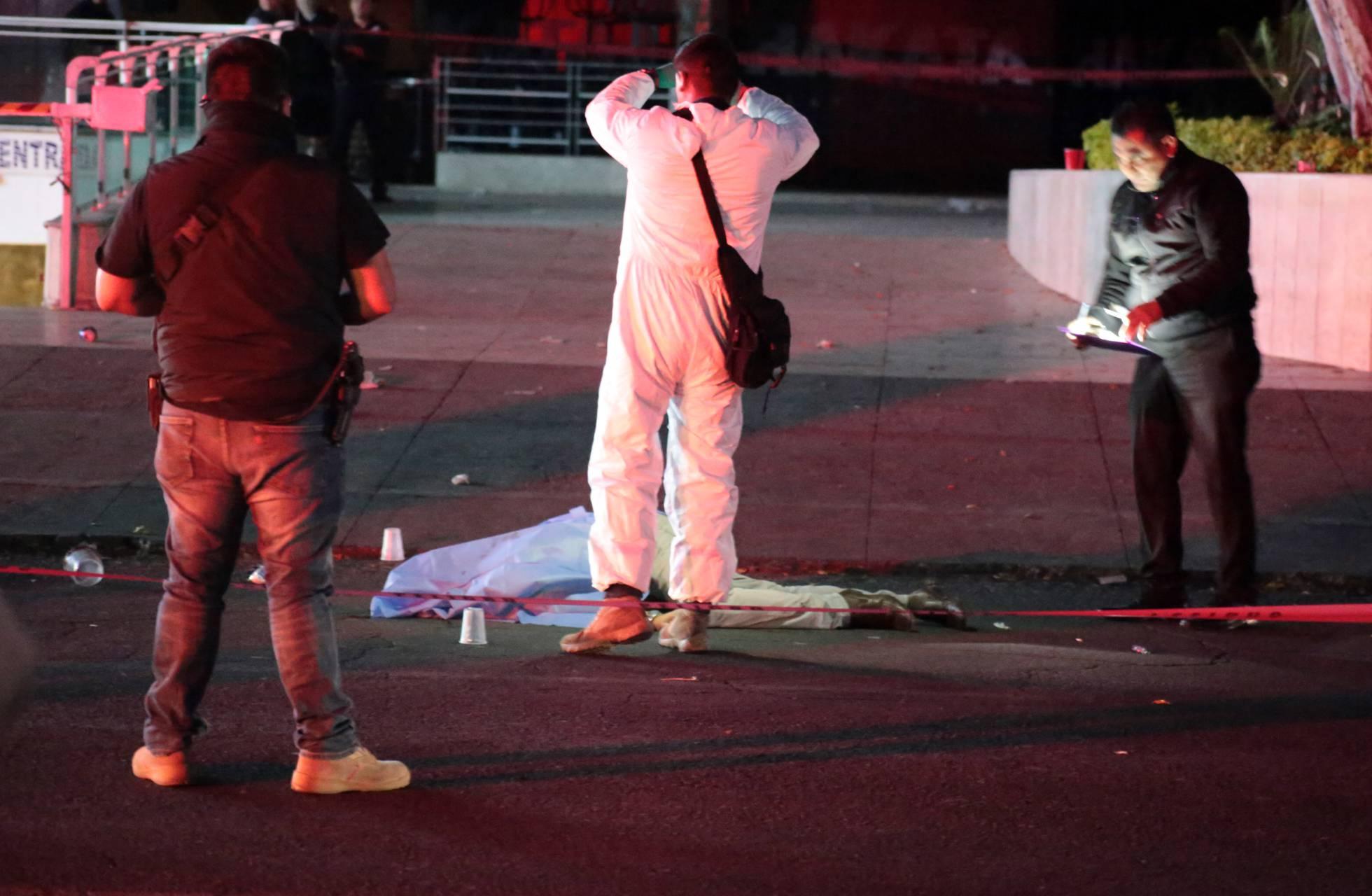El número de asesinatos en México rompe todos los récords en octubre