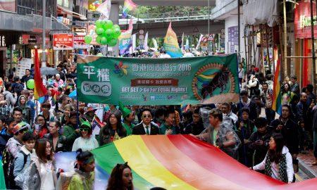 desfile gay hong kong 2016