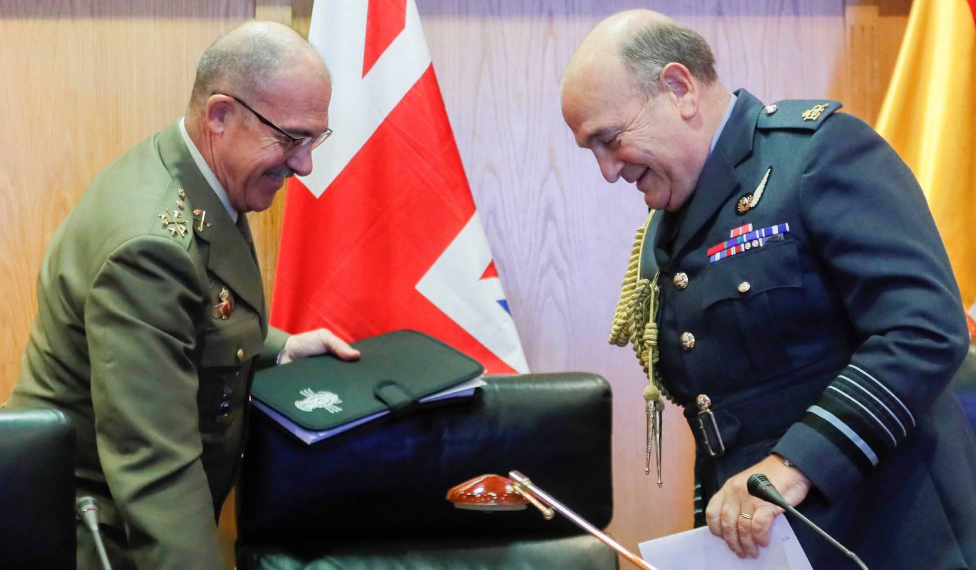 """""""Reino Unido seguirá colaborando en la defensa europea tras el Brexit"""""""