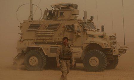 marines EU frontera irak