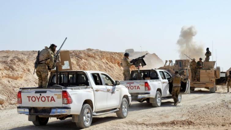 operacion militar iraqui