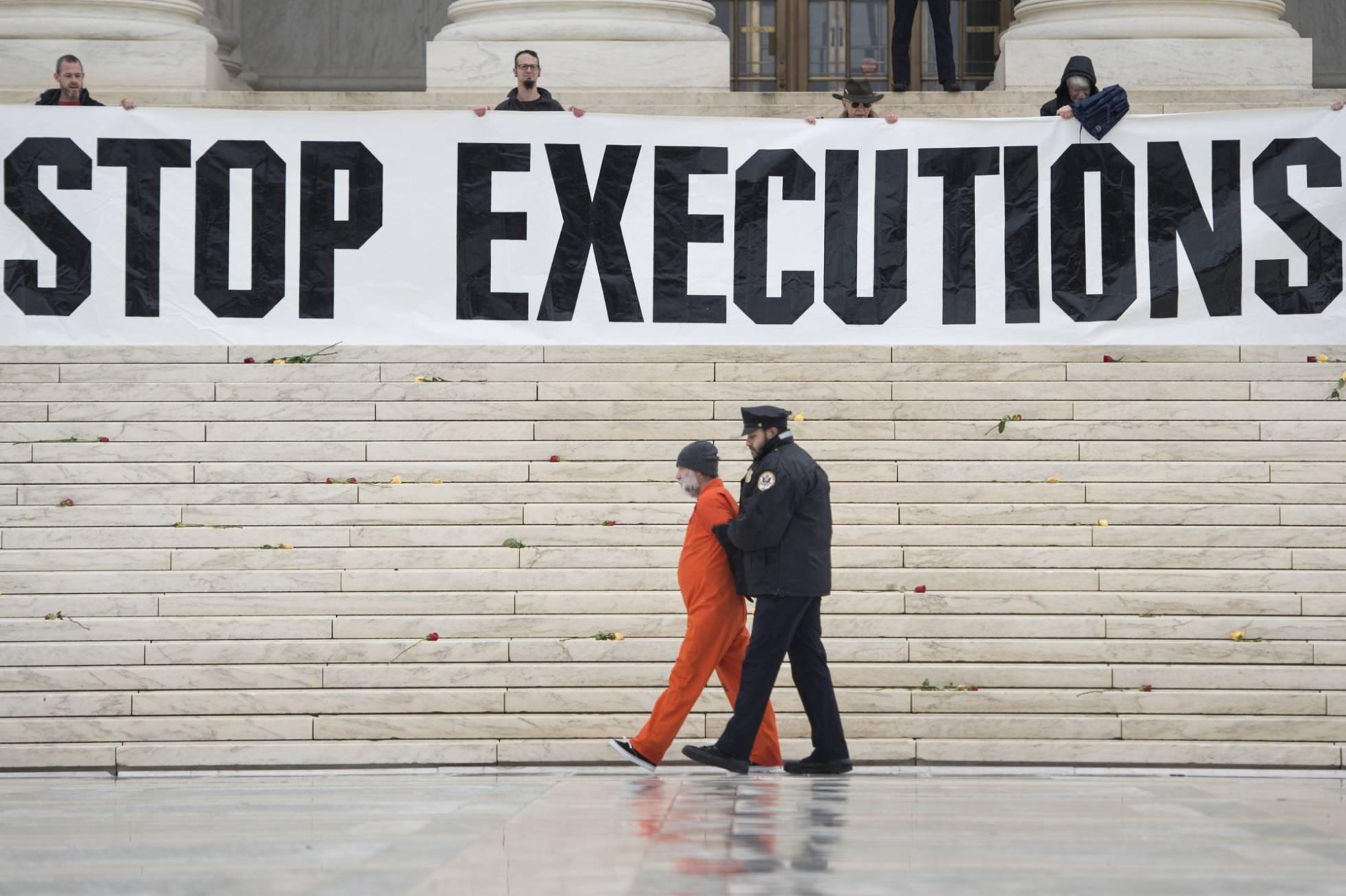 Carolina del Sur quiere ocultar la identidad de los fabricantes de fármacos para poder aplicar la pena de muerte