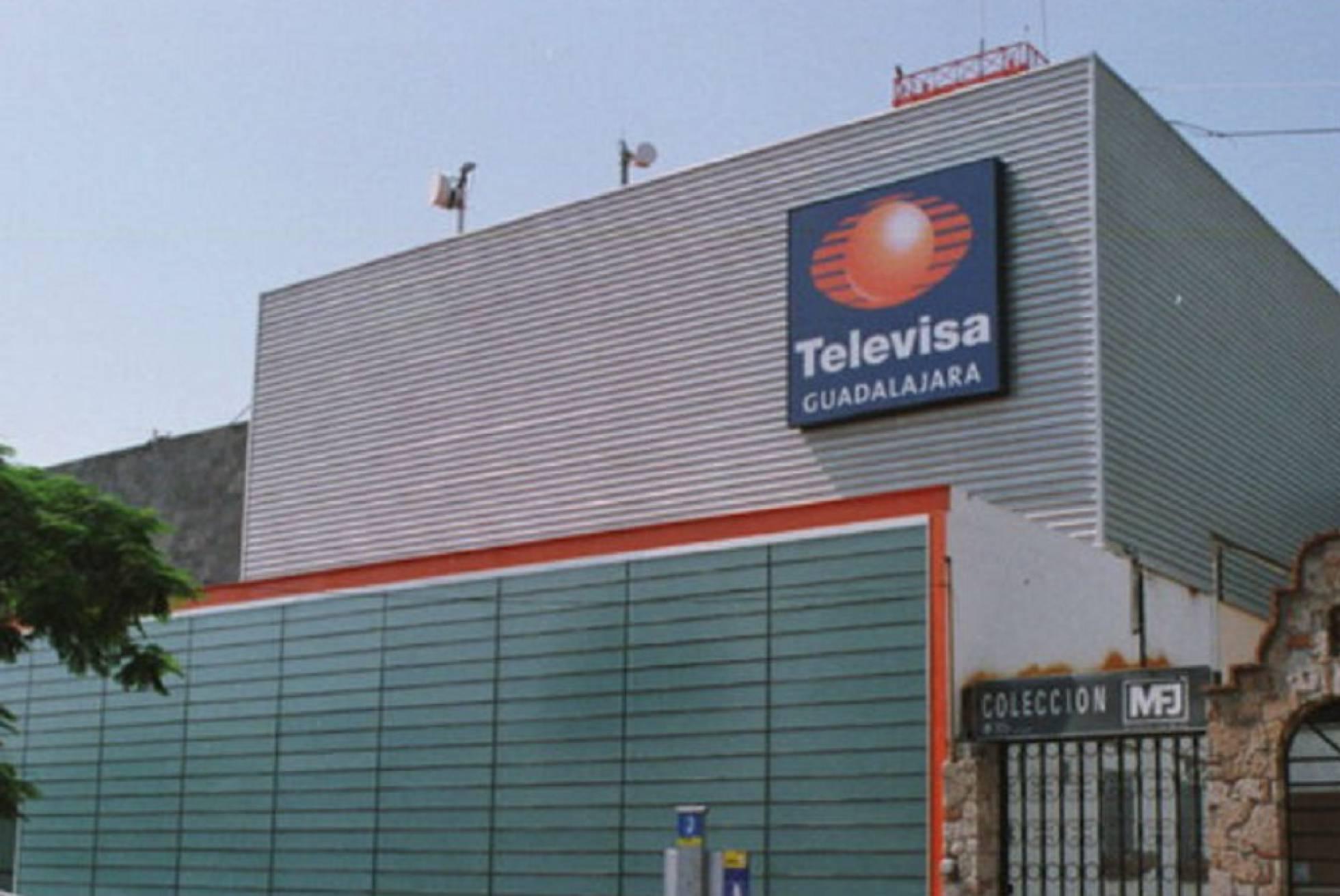 sede televisa guadalajara