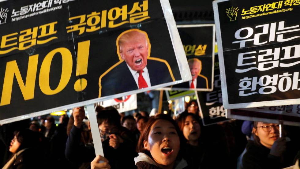 "Trump ve ""muchos progresos"" en la disputa con Corea del Norte"