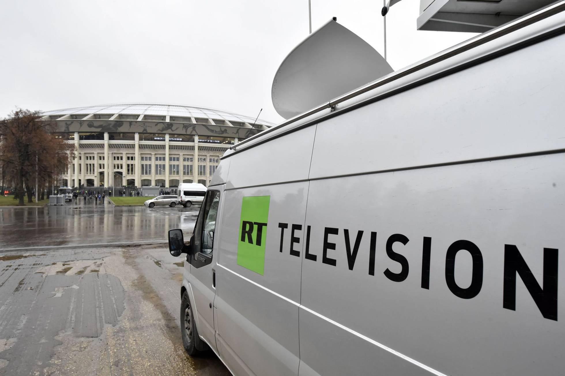 La cadena rusa RT se registra como agente del Kremlin en Estados Unidos