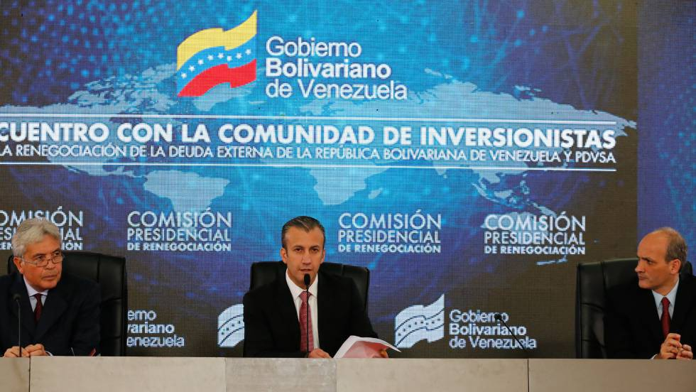 vicepresidente venezuela