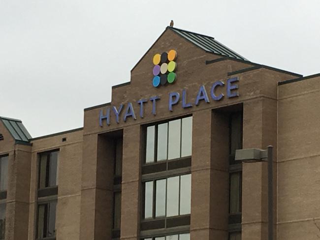 1 Hyatt Place Hotel