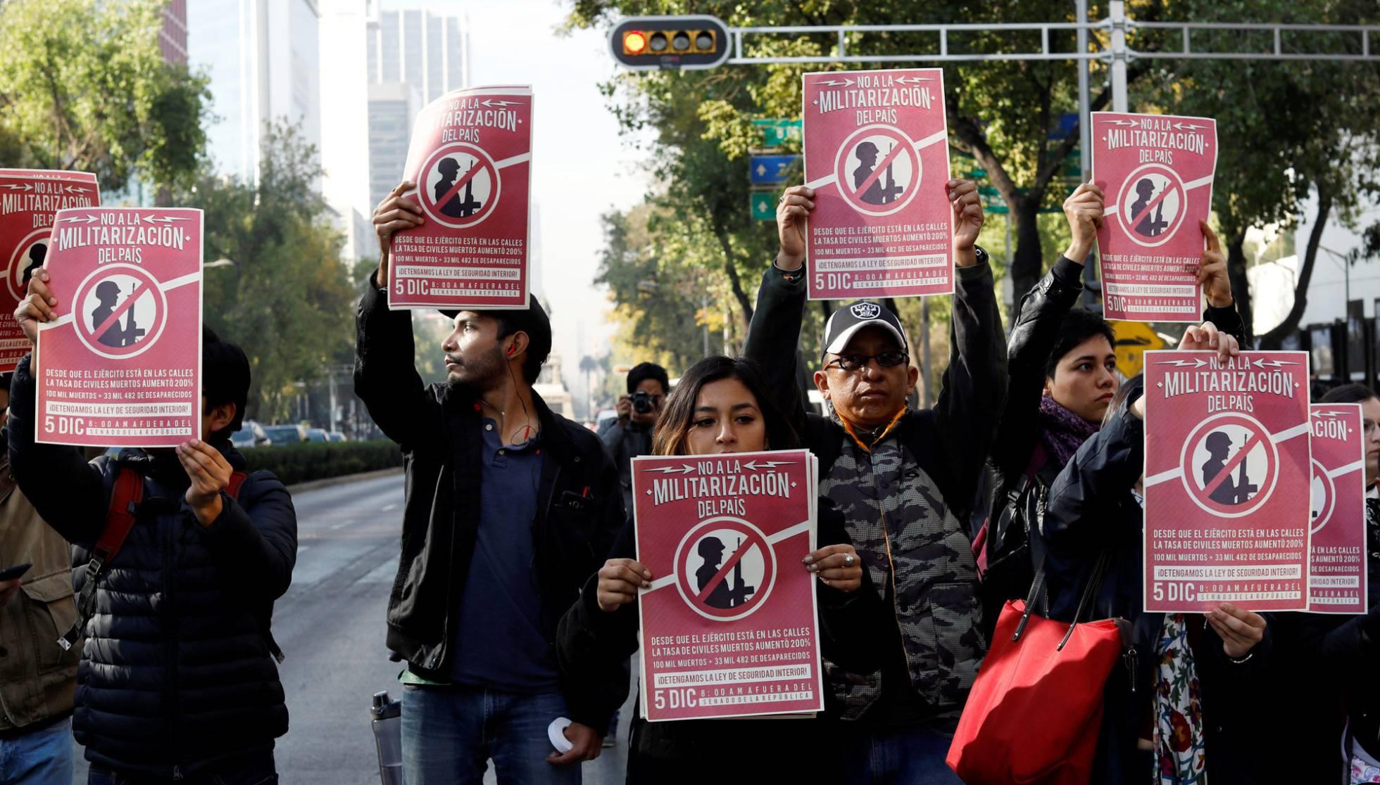 México debate sobre la amnistía a los capos del narcotráfico