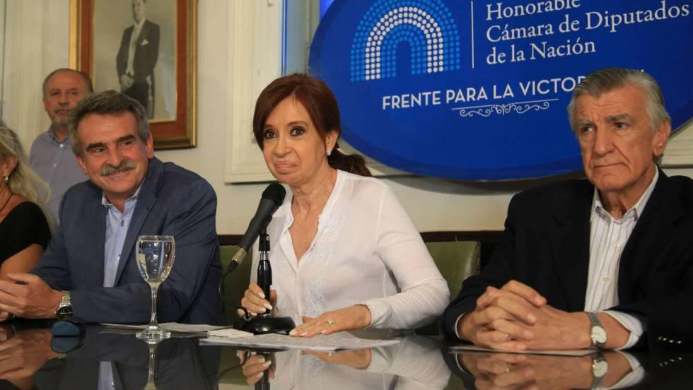 Cristina Fernandez de Kirchner 1