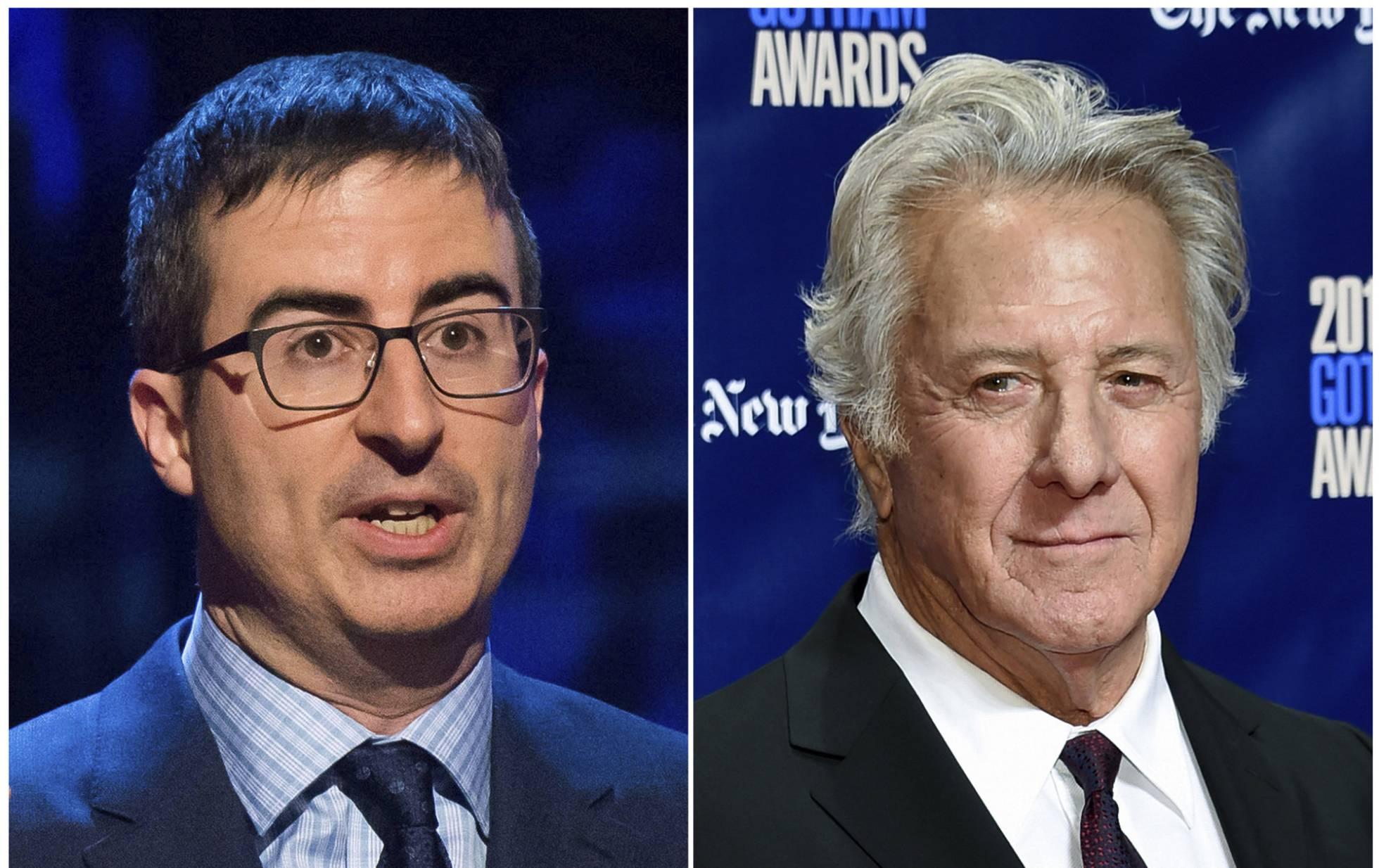 """Dustin Hoffman sobre la mujer que le acusa de acoso sexual: """"Fue una sobrerreacción"""""""