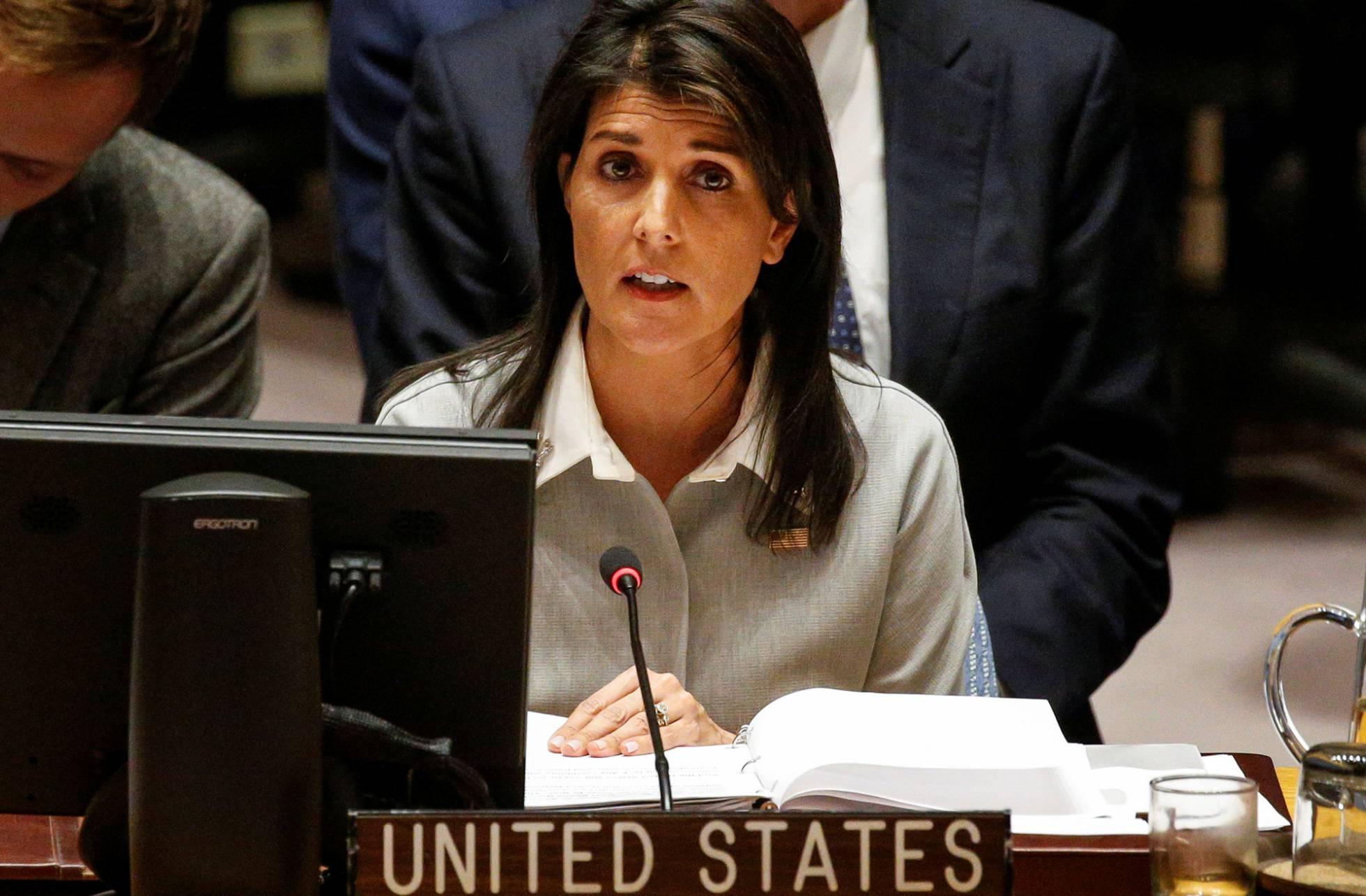 Condena unánime del Consejo de Seguridad de la ONU a la decisión de EE UU