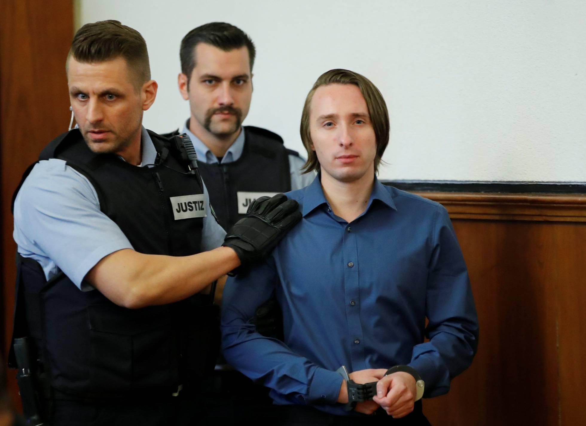 Arranca el juicio contra el presunto autor del atentado contra el autobús del Borussia