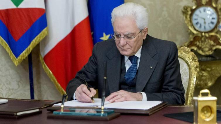 El presidente de Italia disuelve el Parlamento y convoca elecciones el 4 de marzo