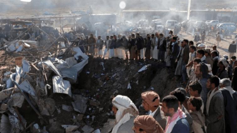arabia saudita contra yemen