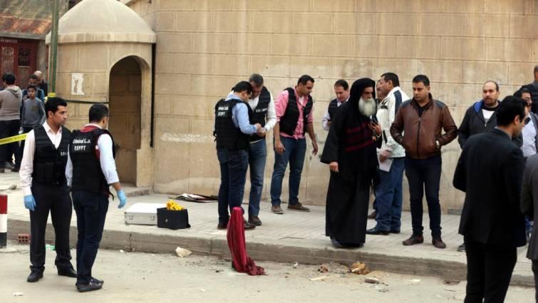 Un nuevo ataque contra los cristianos en Egipto deja al menos 10 muertos