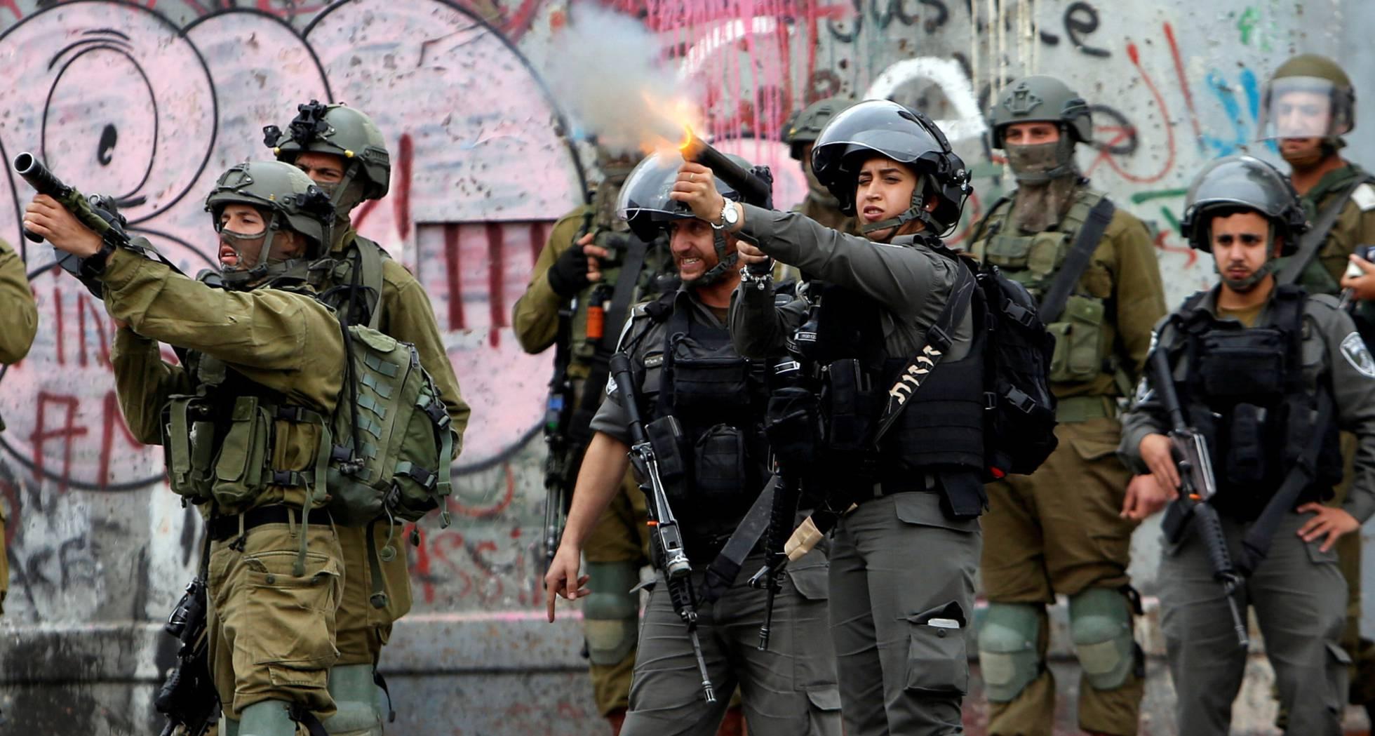 fuerzas israelies