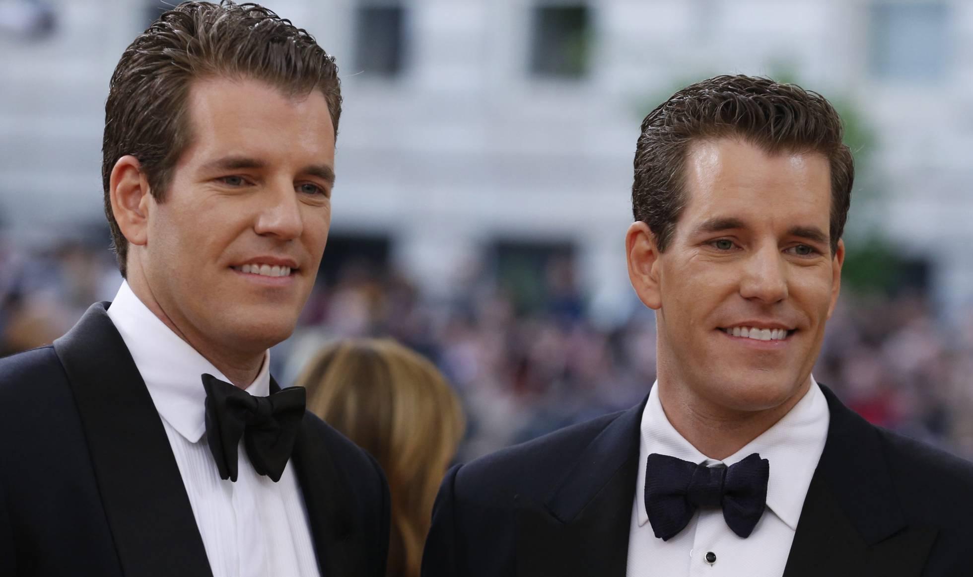 Los gemelos Winklevoss, los primeros milmillonarios del Bitcoin