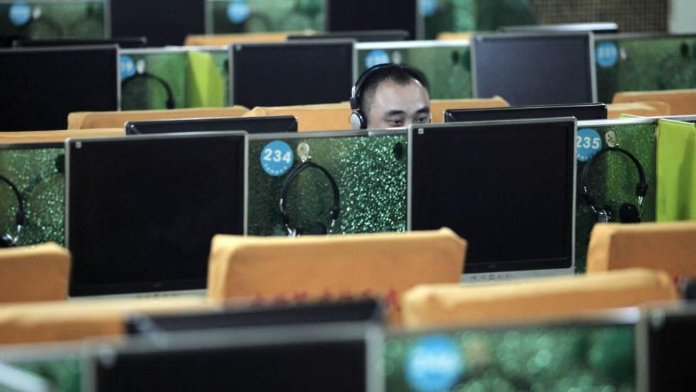 """China cierra más de 13.000 páginas web """"ilegales"""" en tres años"""