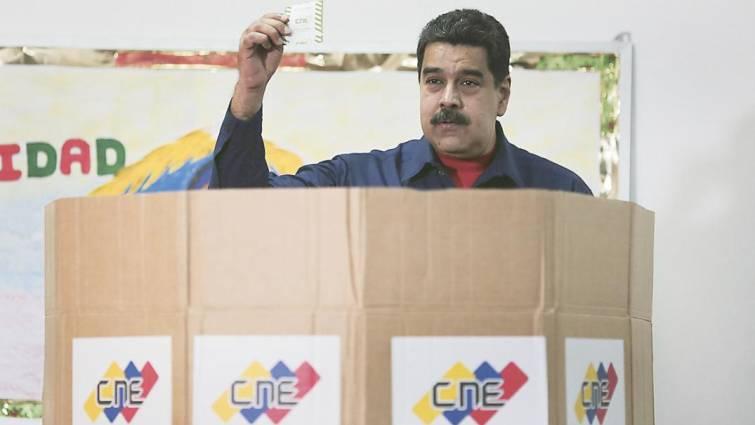 La oposición desaparece en la mayoría de los ayuntamientos venezolanos