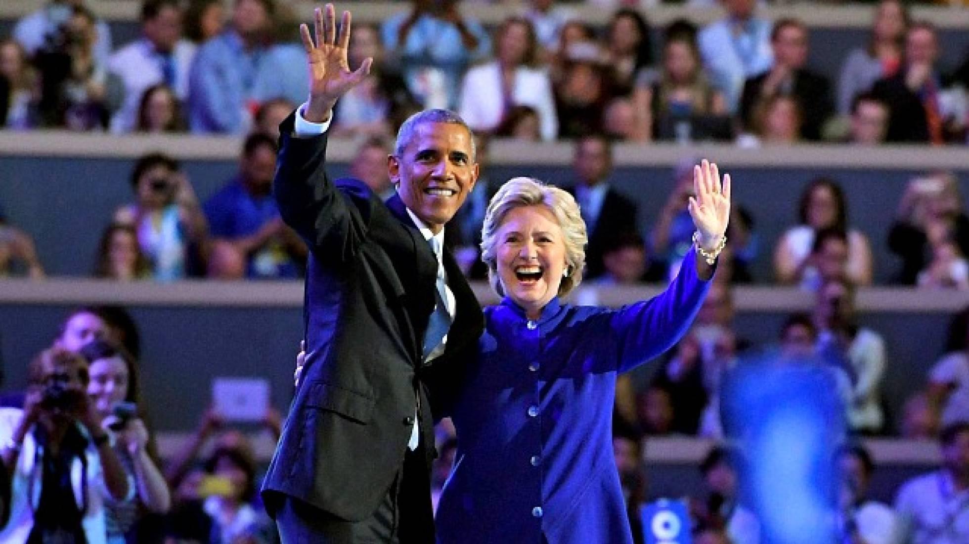 Barack Obama y Hillary Clinton se mantienen como los favoritos de los estadounidenses