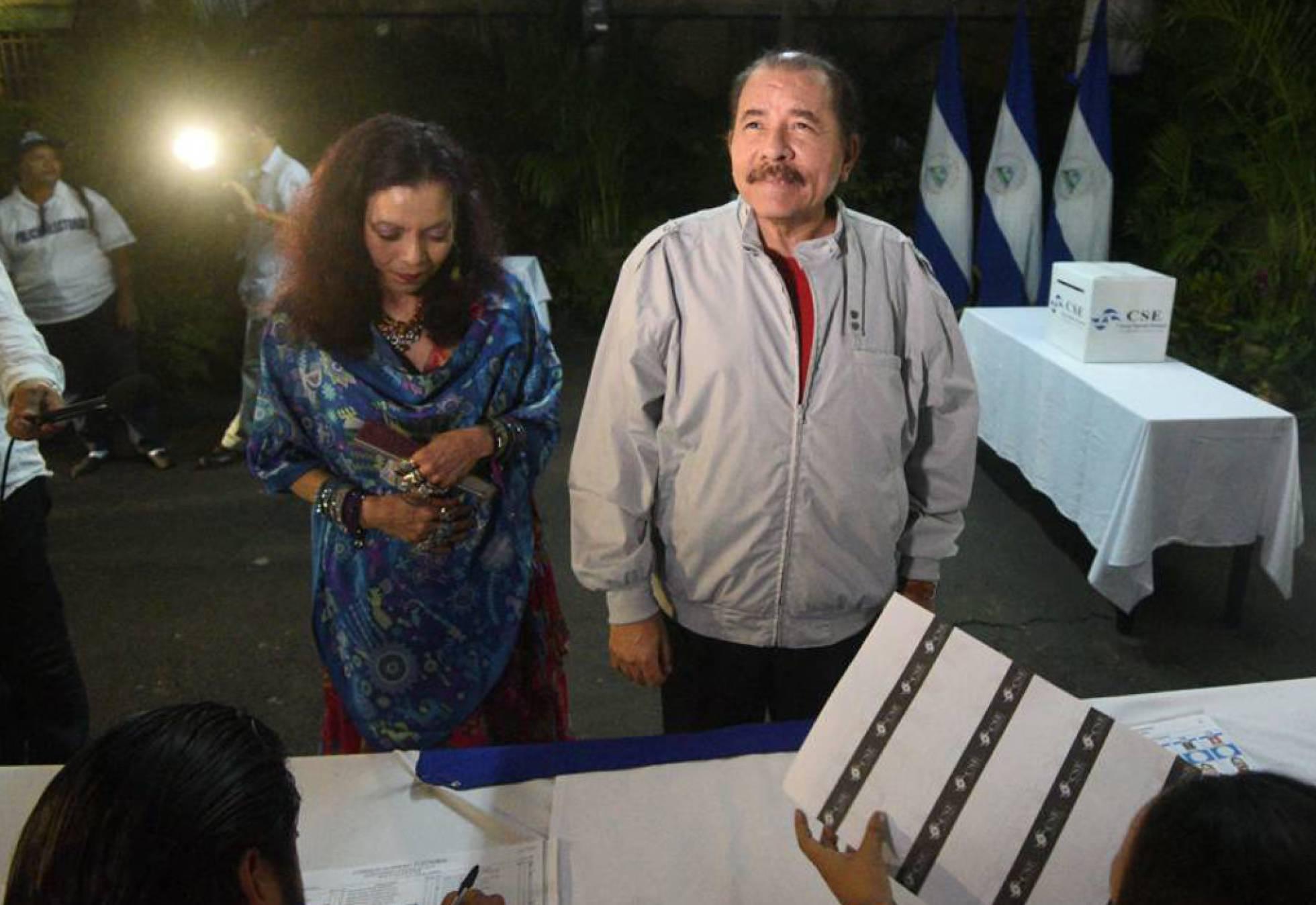 Estados Unidos impone sanciones al responsable de los fraudes electorales en Nicaragua