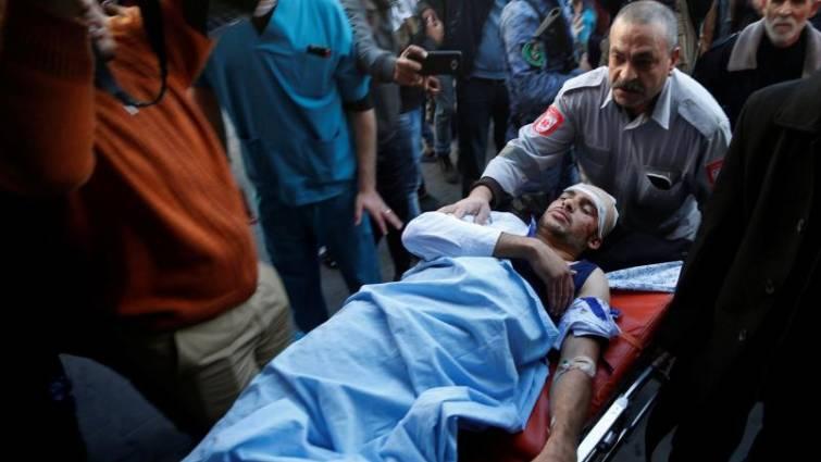 Un muerto y más de 100 heridos en el Día de la Ira contra el traslado de la embajada de EE UU a Jerusalén