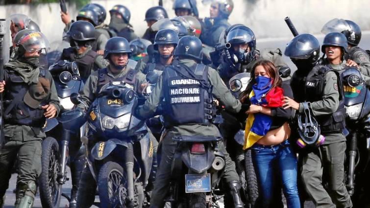 La violencia y la represión se enquistan en Venezuela
