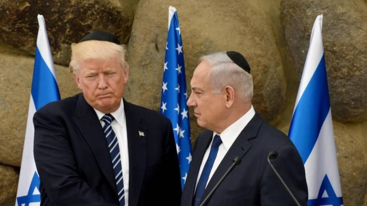 Trump anunciará este miércoles si traslada su embajada a Jerusalén
