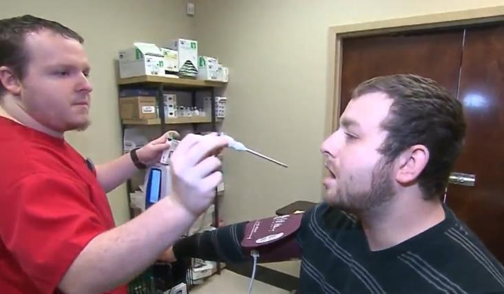 Hospitales del área de Birmingham con sobrecupo debido a la gripe