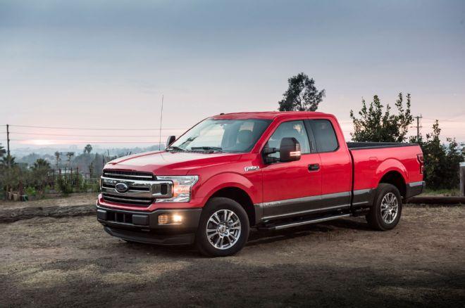 """La Ford F-150 del 2018 tendrá la opción de un nuevo motor diésel 'Power Stroke"""""""