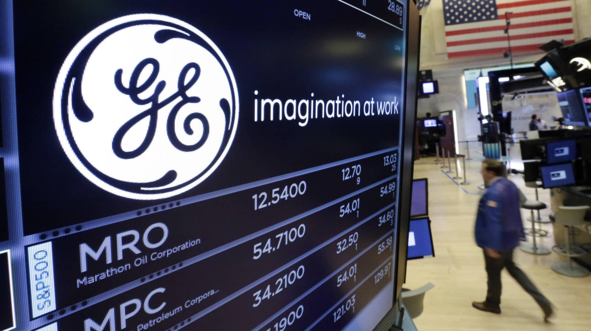 General Electric contempla partir el conglomerado