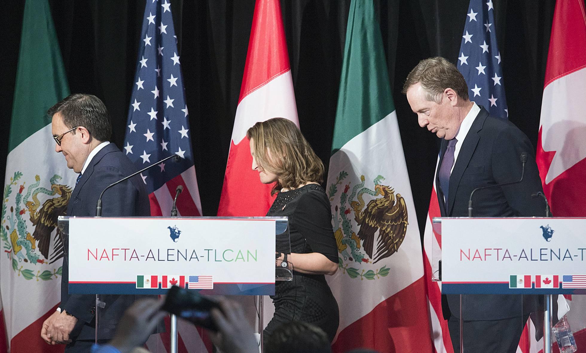 """EE UU tensa aún más la negociación del TLC: """"El progreso es muy lento"""""""