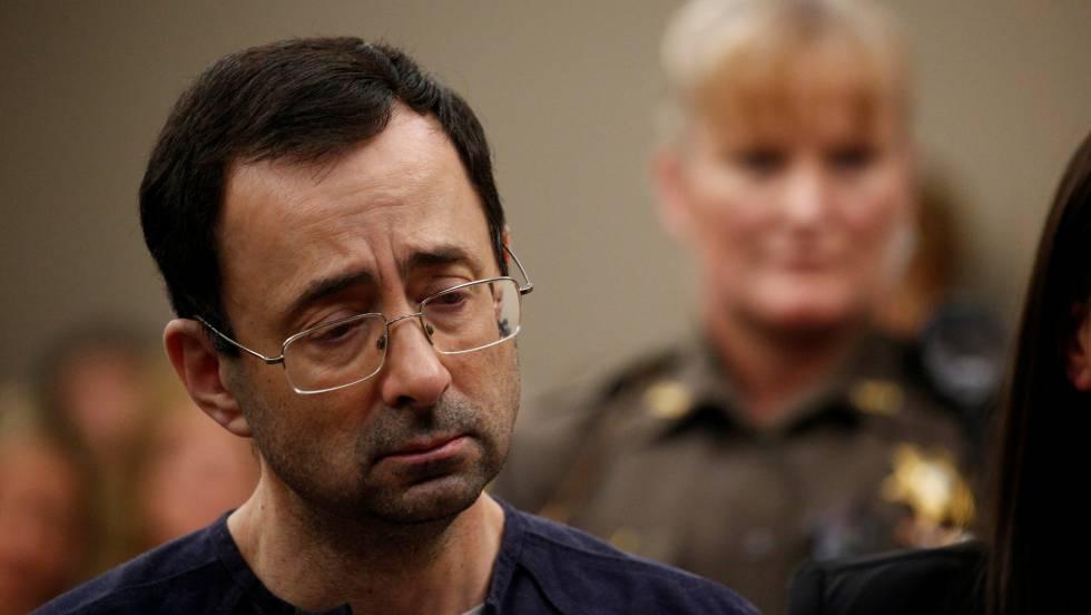 Condena de 40 a 175 años de cárcel para el médico que abusó de las gimnastas de EE UU