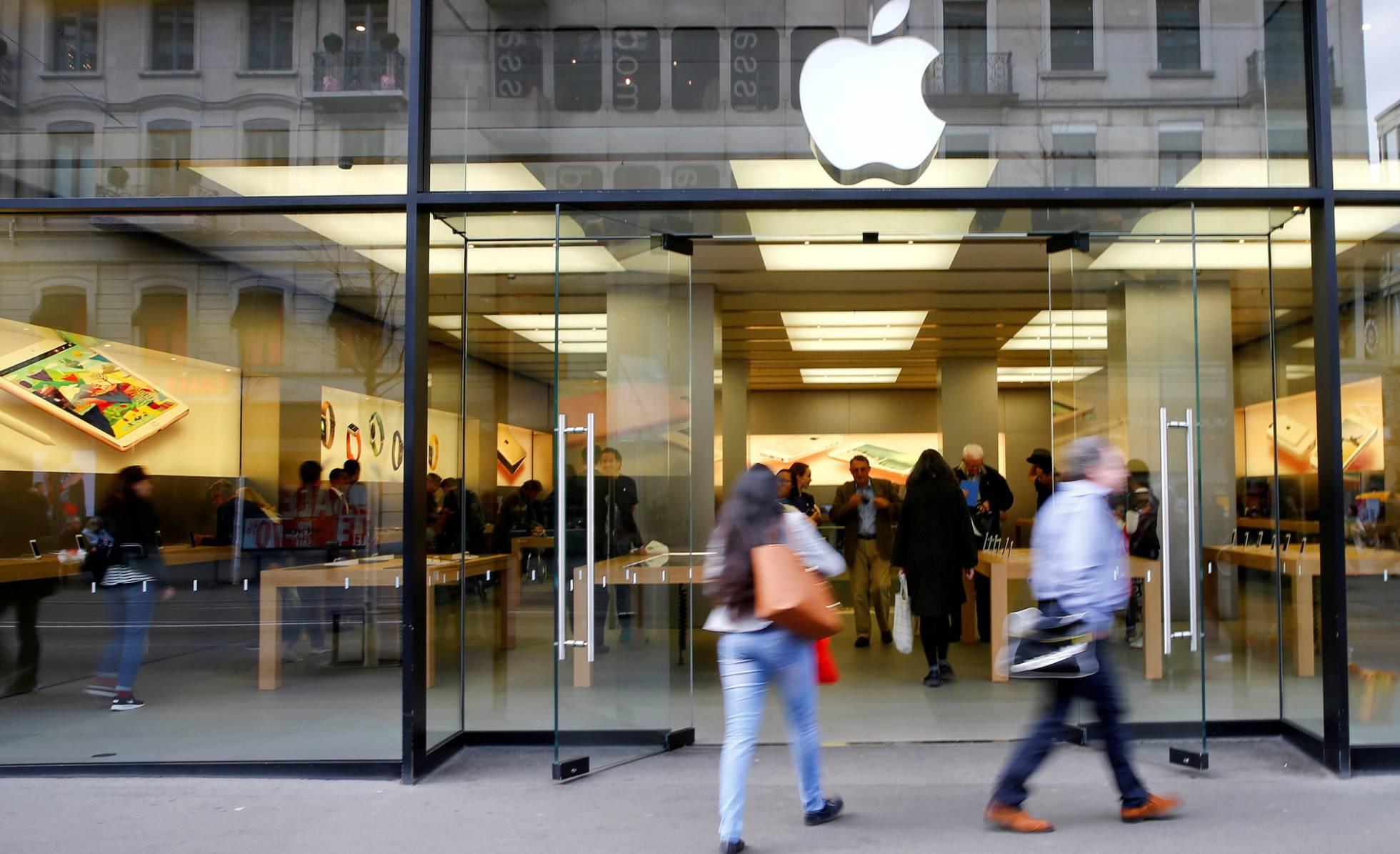 Apple repatriará hasta 200.000 millones a EE UU por la reforma fiscal de Trump