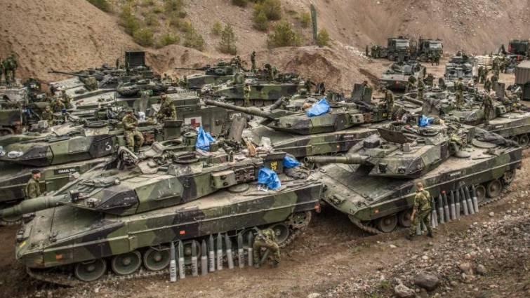 Suecia enviará a las casas una guía para actuar en caso de guerra ante el temor de un ataque ruso