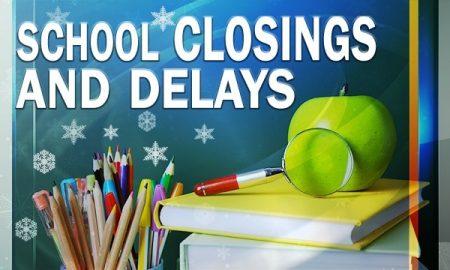 cierres escolares y de negocios alabama